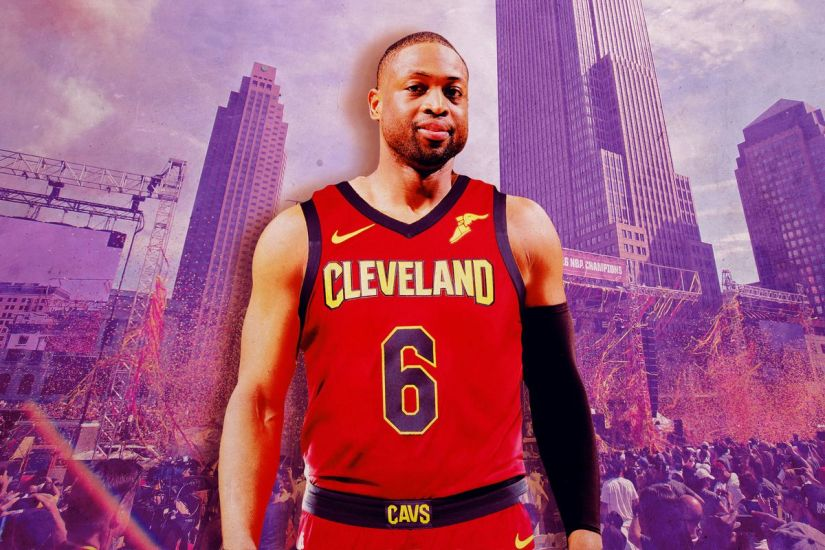 WADE AGREES TO DEAL WITH CAVS. WILL REUNITE WITH LEBRON