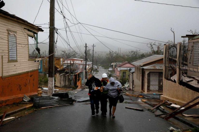 PUERTO RICO COULD BE WITHOUT POWER FOR UP TO SIXMONTHS