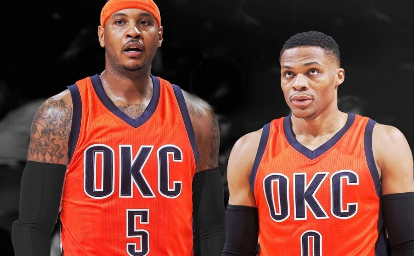 MELO TO OKC!