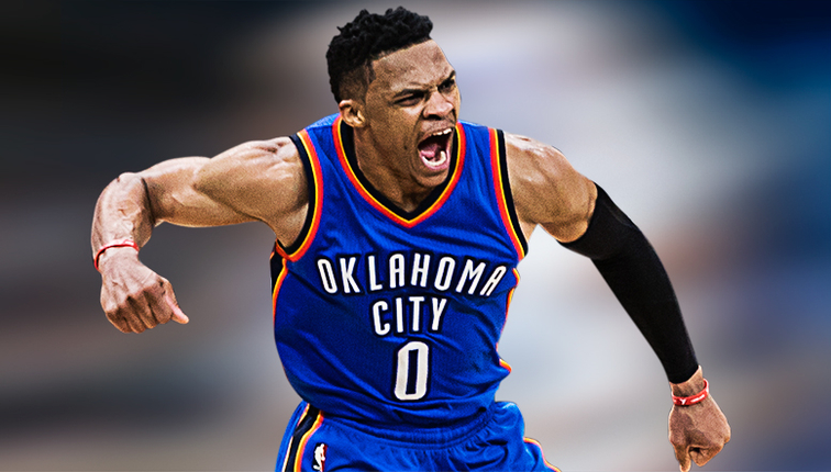 RUSSEL WESTBROOK JUST GOT PAID!