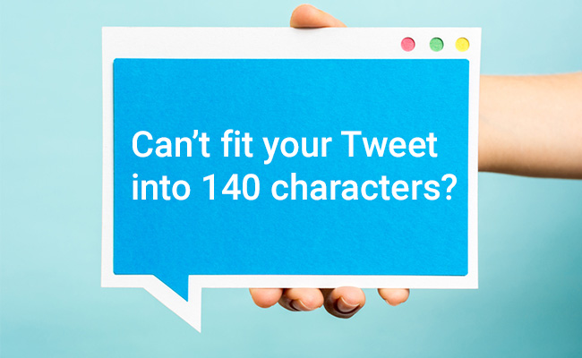 TWITTER TESTING 280 CHARACTER LIMIT. GOOD IDEA, ORTRAGEDY?