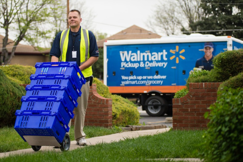 WOULD YOU LET A STRANGER INTO YOUR HOUSE TO DELIVER & PUT YOUR GROCERIES AWAY FOR YOU?