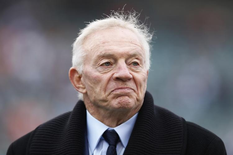 DALLAS UNION FILES CHARGES AGAINST COWBOYS OWNER JERRYJONES