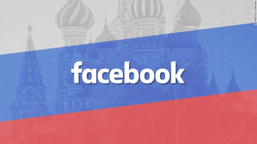 FACEBOOK SAYS RUSSIAN BASED ADS REACHED 10 MILLION AMERICAN USERS