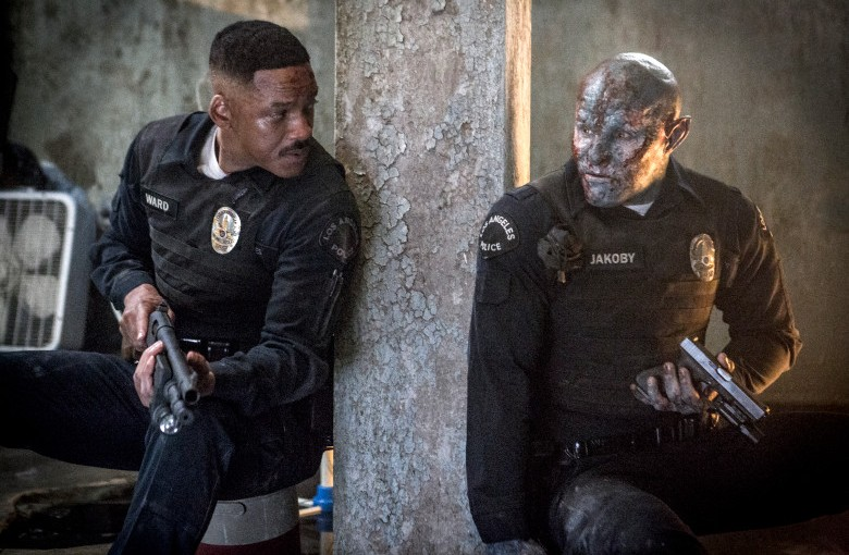 """BRIGHT"" STARRING WILL SMITH COMING TO NETFLIX (VIDEO)"