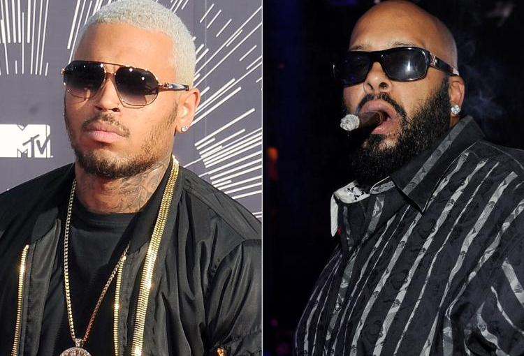SUGE KNIGHT DROPS LAWSUIT AGAINST CHRIS BROWN