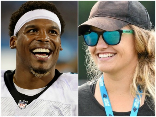 CAM NEWTON LOSES SPONSOR OVER REMARKS TO FEMALE REPORTER