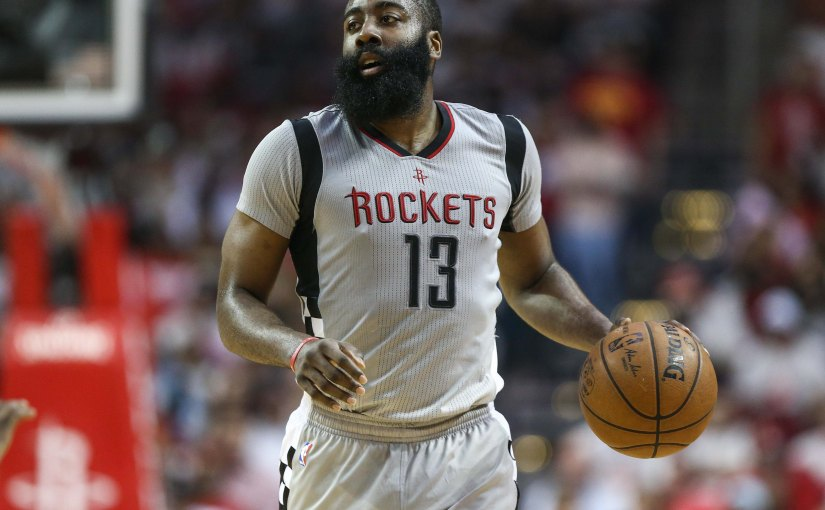 c3779c90dff JAMES HARDEN IS NOT WITH THE FUNNY STUFF. CALLS MCHALE A  CLOWN  AFTER  CRITICISM