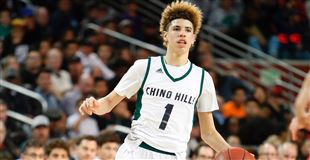 LAVAR BALL PULLING SON LAMELO FROM HIGH SCHOOL TO TRAIN HIM PERSONALLY?