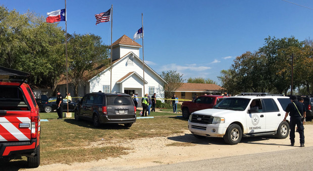 26 DEAD AND MULTIPLE PEOPLE INJURED AFTER DOMESTIC TERRORIST SHOOTS UP TEXASCHURCH