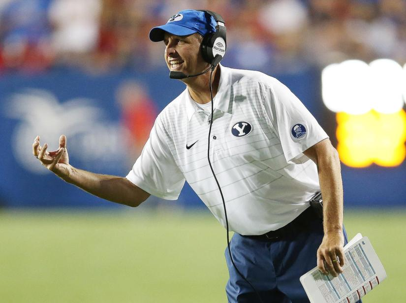 TY DETMER OUT AS DEFENSIVE COORDINATOR AT BYU AFTER TWO SEASONS