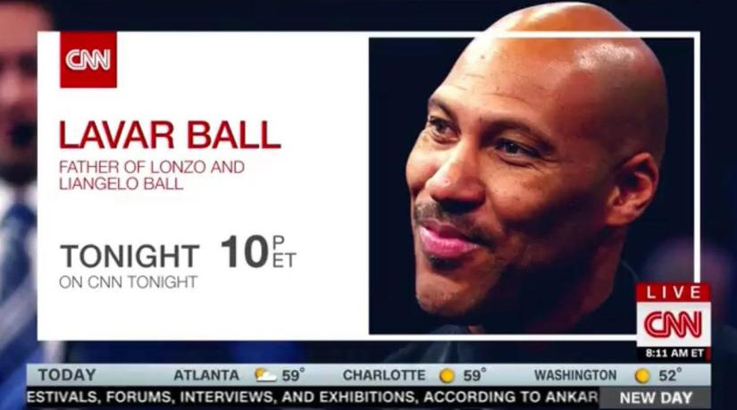 WHEN THE STUDENT BECOMES THE TEACHER: LAVAR BALL'S INTERVIEW WITH CNN'S CHRIS CUOMO(VIDEO)