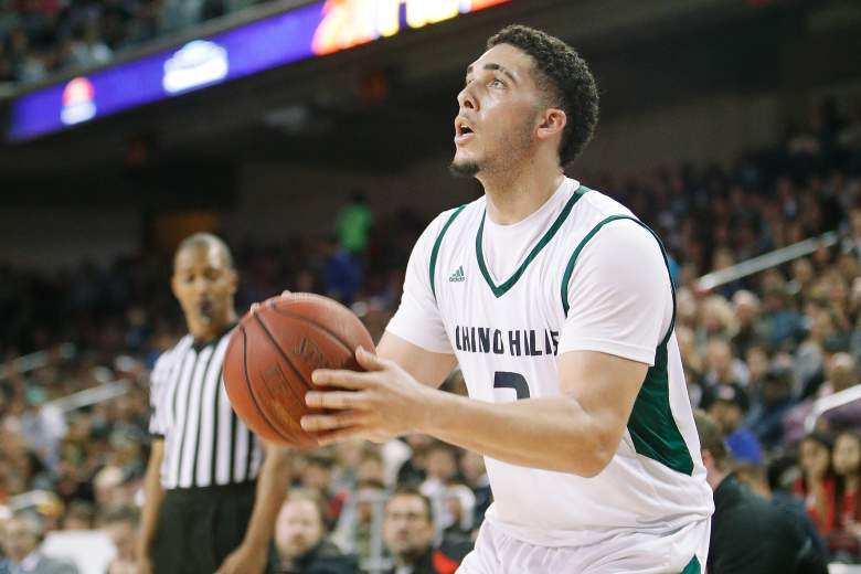 LIANGELO BALL ARRESTED FOR SHOPLIFTING IN CHINA