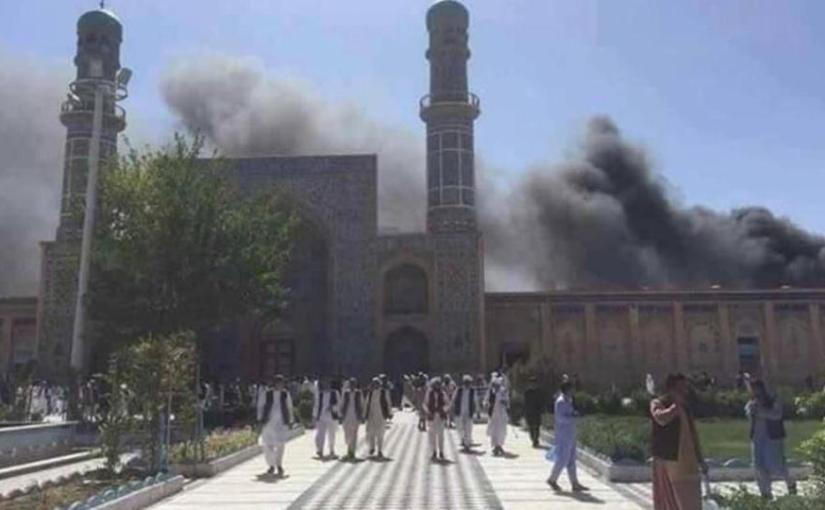 TERRORIST ATTACK AT EGYPT MOSQUE LEAVES AT LEAST 235 PEOPLEDEAD