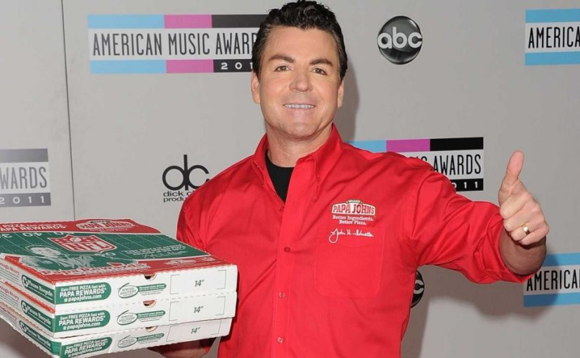 PAPA JOHNS ATTEMPTS TO WALK BACK COMMENTS ABOUT NFL PROTEST HURTING THEIRSALES