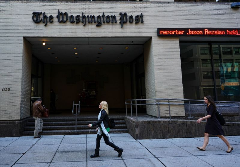 """""""REAL NEWS VS. FAKE NEWS"""" PROJECT VERITAS GETS OUTSMARTED BY THE WASHINGTONPOST"""