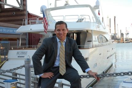 Houston lawyer Tony Buzbee of The BUZBEE Law Firm