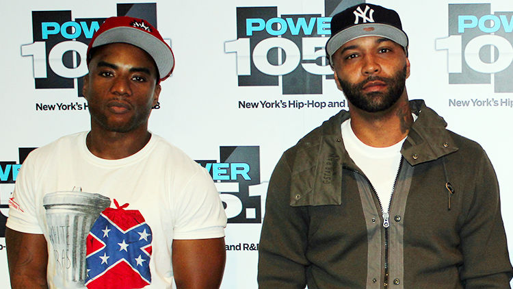 "CHECK OUT CHARLAMAGNE THA GOD & JOE BUDDEN'S 2017 YEAR REVIEW ""THIS YEAR WAS DOPE/TRASH"""