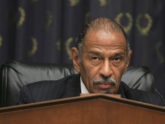 JOHN CONYERS ANNOUNCES RETIREMENT AMID SEXUAL HARASSMENT ALLEGATIONS