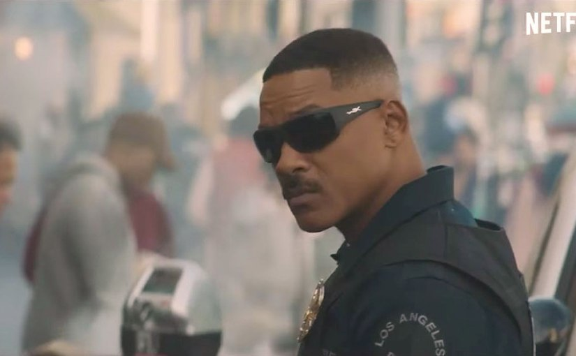 WILL SMITH NETFLIX MOVIE BRIGHT PULLS IN 11 MILLION U.S VIEWERS IN JUST THREE DAYS