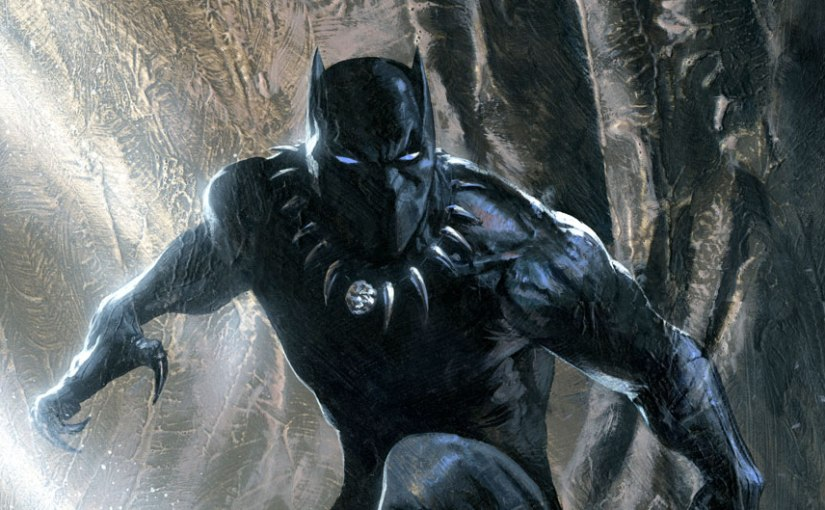 "MARVEL'S BLACK PANTHER SETS NEW ""ADVANCED TICKET SALES"" RECORD"