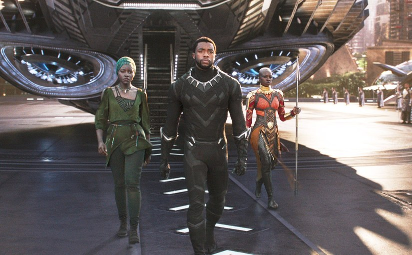BLACK PANTHER MOVIE PREMIER GARNERS RAVE REVIEWS & THE GREAT BLACK PANTHER DEBATE HEATS UP