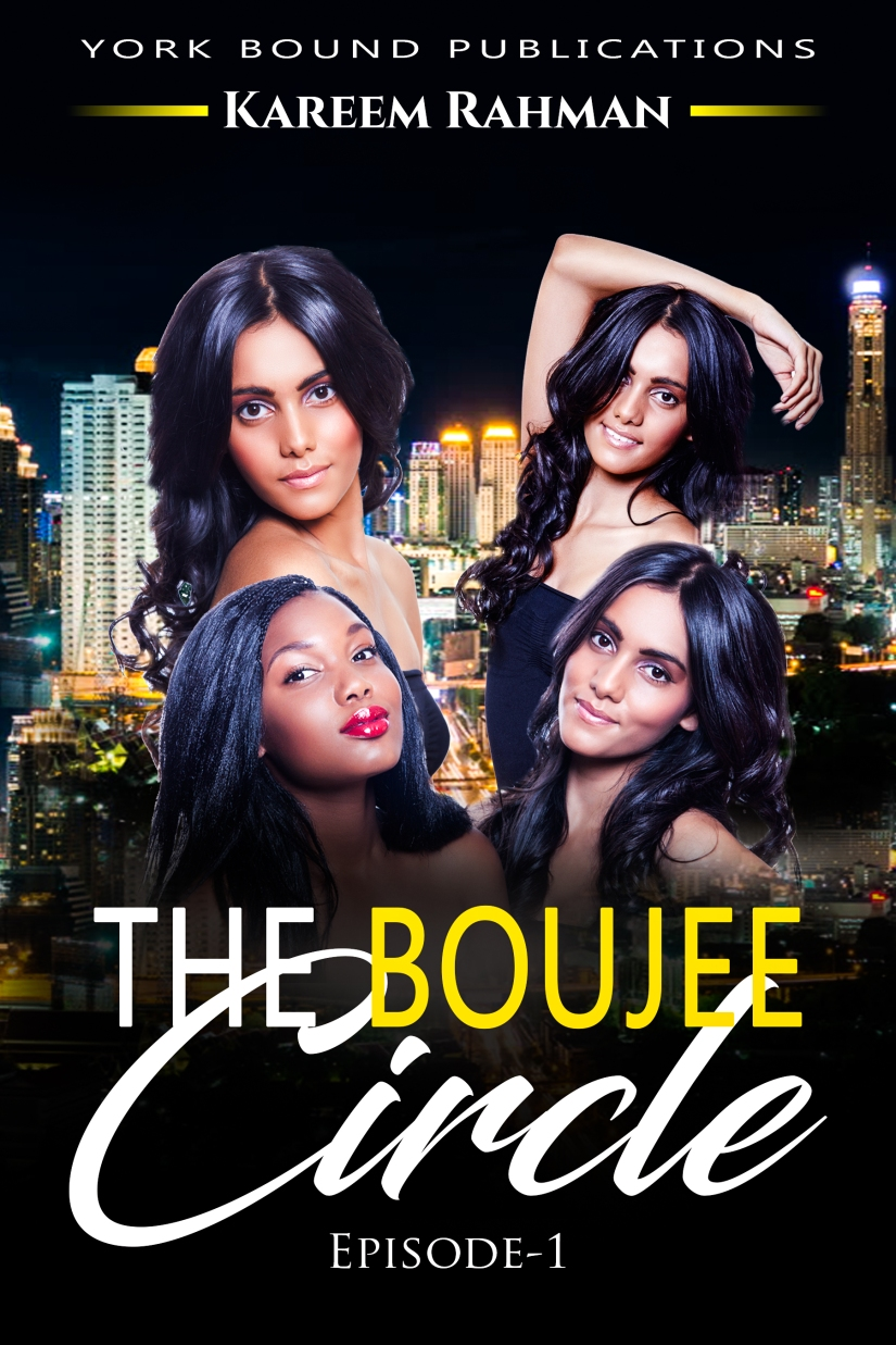 THE BOUJEE CIRCLE (episode-1) by Kareem Rahman *extended preview*