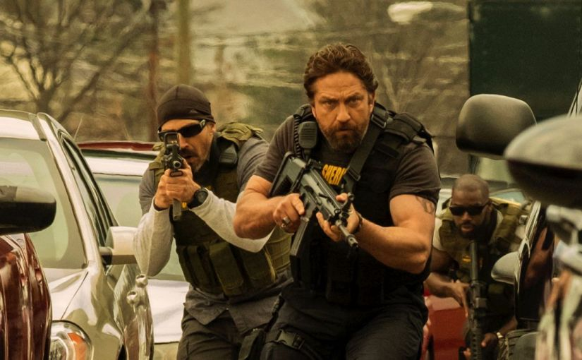 "CHECK OUT THE TRAILER FOR ""DEN OF THIEVES"""