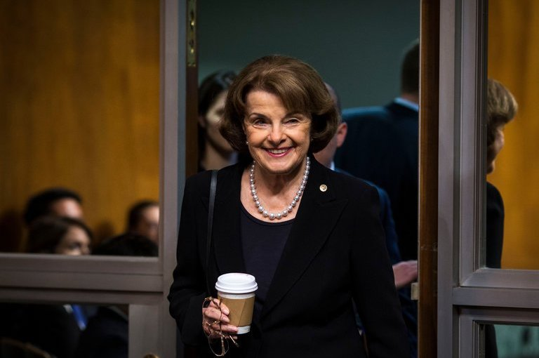 DEMOCRATIC SENATOR DIANNE FEINSTEIN DEFIES GOP AND RELEASES FULL TRANSCRIPT OF JUDICIARY COMMITTEE'S INTERVIEW WITH FUSION GPS CO-FOUNDER GLENN SIMPSON