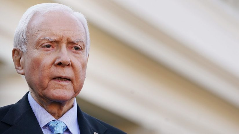 UTAH SENATOR ORIN HATCH SET TO RETIRE