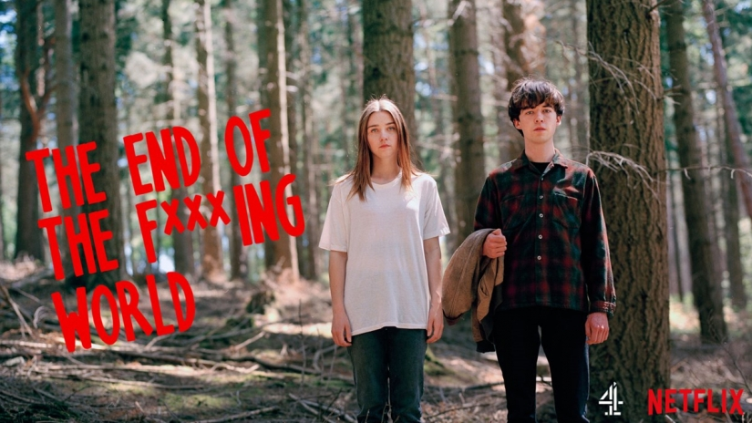 "CHECK OUT THE TRAILER FOR ""END OF THE F***ING WORLD"""