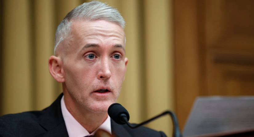TREY GOWDY ANNOUNCES RETIREMENT AHEAD OF 2018 MID-TERM ELECTIONS. HINTS AT RETURN TO JUSTICESYSTEM
