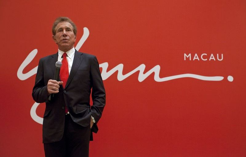 MULTIPLE WOMEN COME FORWARD TO ACCUSE CASINO-MOGUL STEVE WYNN OF SEXUAL MISCONDUCT