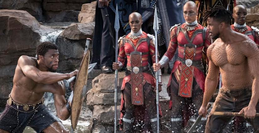 BLACK PANTHER COULD TOP $200 MILLION IN FOUR DAY PERIOD