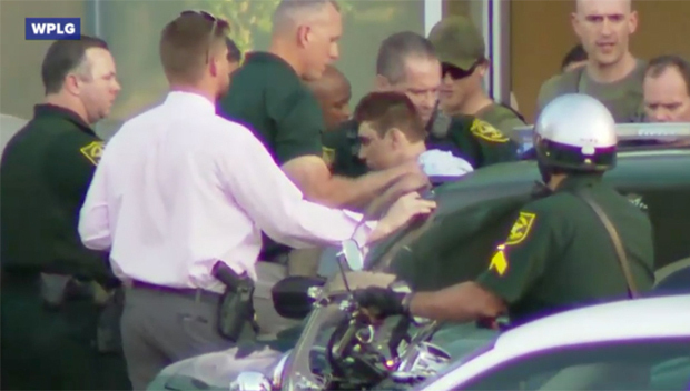 17 REPORTED DEAD IN FLORIDA SCHOOL SHOOTING TRAGEDY