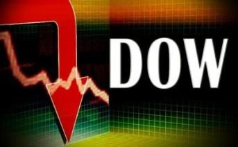 DOW DROPS 400-POINTS AFTER NUNES MEMORELEASE