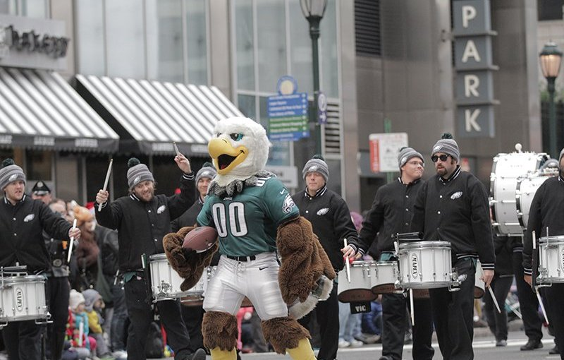 EAGLES PARADE DAY & ROUTEDETAILS