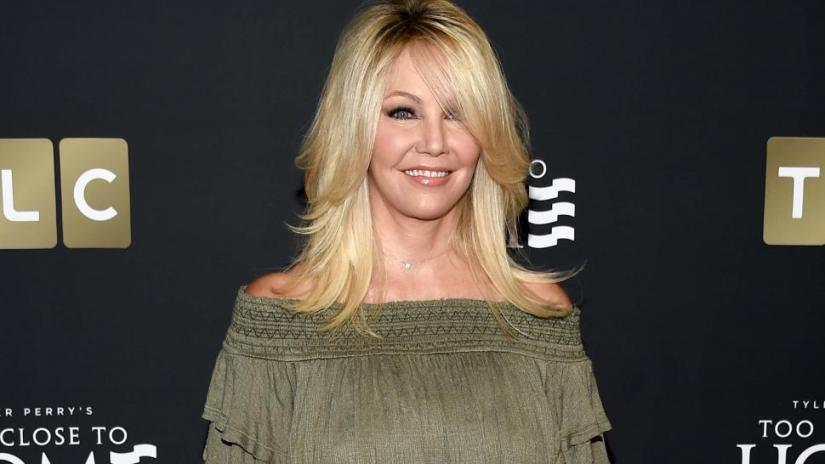 HEATHER LOCKLEAR ARRESTED FOR DOMESTIC VIOLENCE AND BATTERY ON A POLICE OFFICER