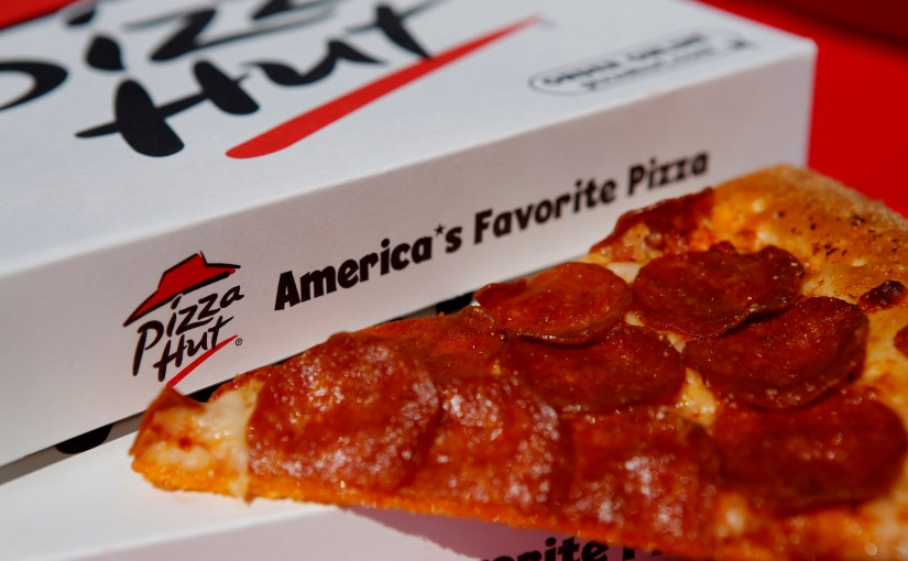 PIZZA HUT TO BECOME THE NEW OFFICIAL PIZZA OF THENFL