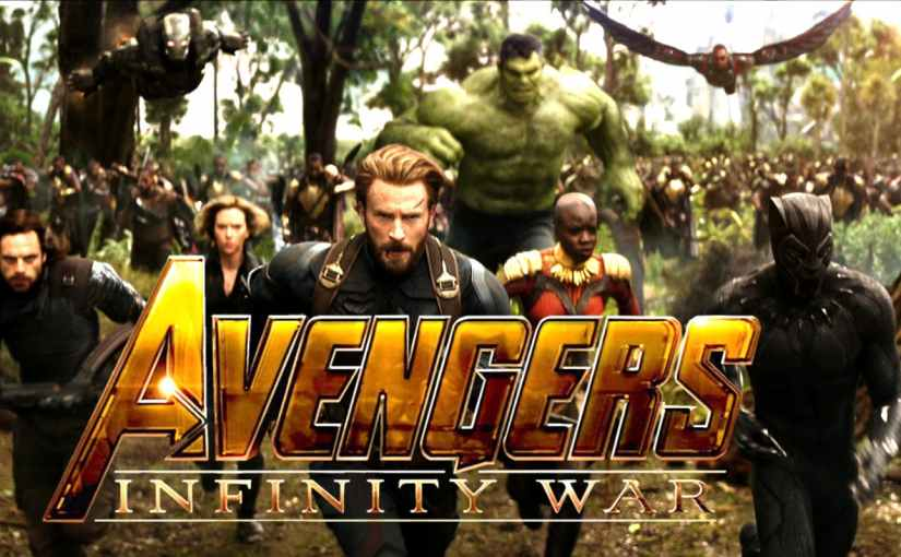 CHECK OUT THE NEW TRAILER FOR AVENGERS: INFINITY WARS