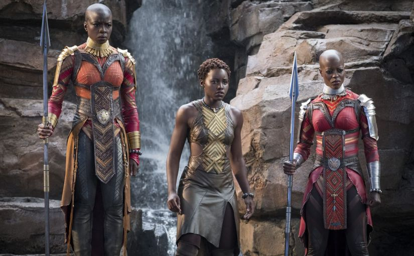 BLACK PANTHER TOPS 1$ BILLION IN WORLDWIDE SALES