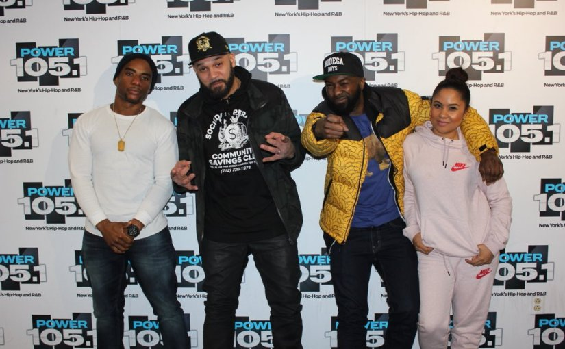 CHECK OUT DESUS & MERO'S INTERVIEW WITH THE BREAKFAST CLUB