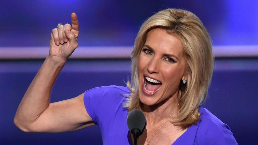 LAURA INGRAHAM IS LEARNING THAT BEING A PROFESSIONAL ATTENTION SEEKER HAS ITS UPS AND DOWNS