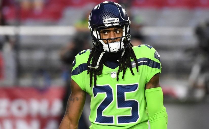 SEAHAWKS RELEASE CB RICHARD SHERMAN