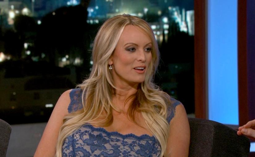 PORN STAR STORMY DANIELS SUING DONALD TRUMP