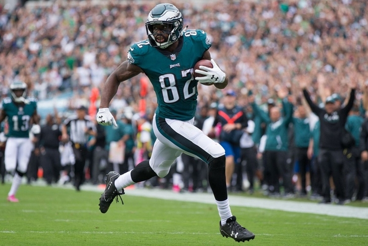 EAGLES TRADE WR TORREY SMITH TO PANTHERS
