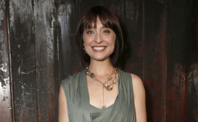 "ACTRESS ALLISON MACK FROM THE SHOW ""SMALLVILLE"" ARRESTED IN CONNECTION WITH SEX CULT"