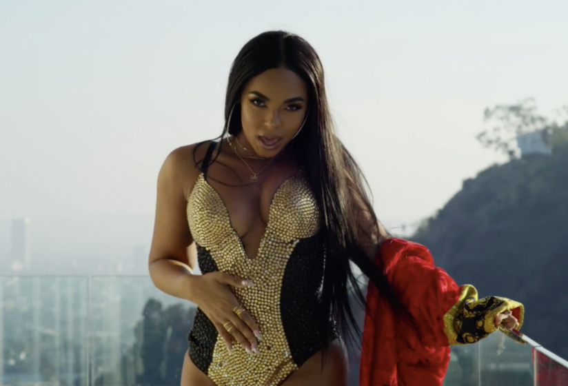 "CHECK OUT THE VIDEO FOR ""SAY LESS"" BY ASHANTI FT. TY DOLLA $IGN"