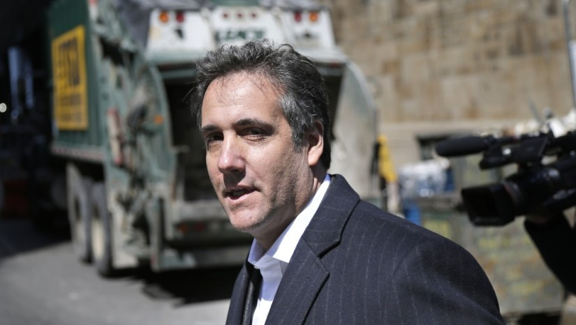 TRUMP PERSONAL ATTORNEY MICHAEL COHEN MAY BE IN DEEPSH*T