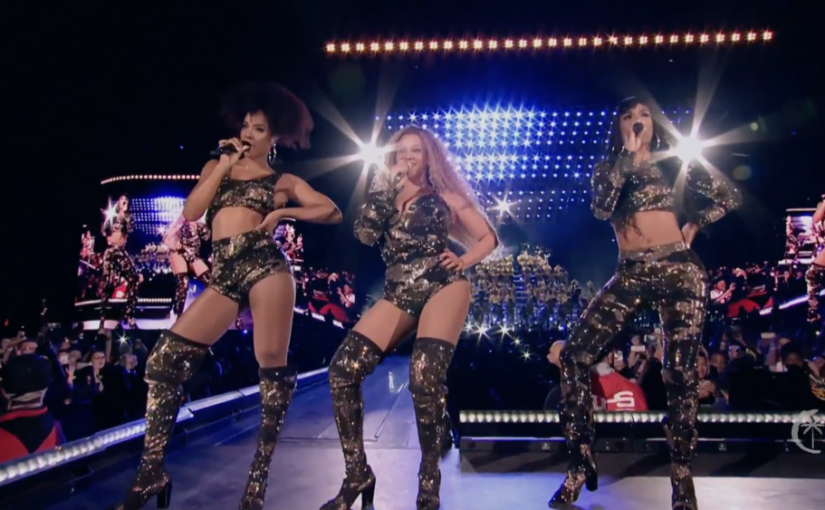 BEYONCE & DESTINY'S CHILD STEAL THE SHOW AT COACHELLA (VIDEO)